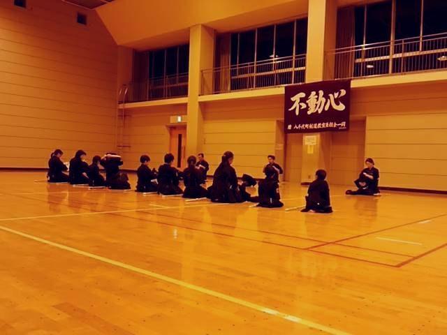 10/24の稽古風景