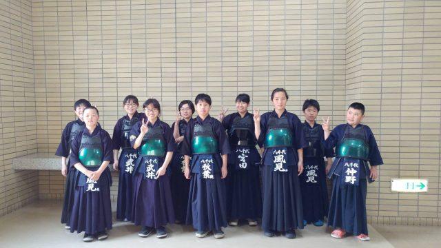 道連県大会集合写真