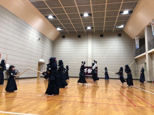 10/29の稽古風景