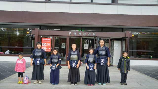 武道フェス大会集合写真