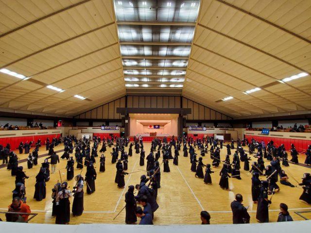 スポ少県大会2019開会前