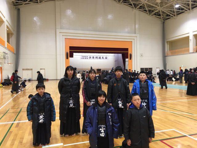 下妻村井杯2020集合写真
