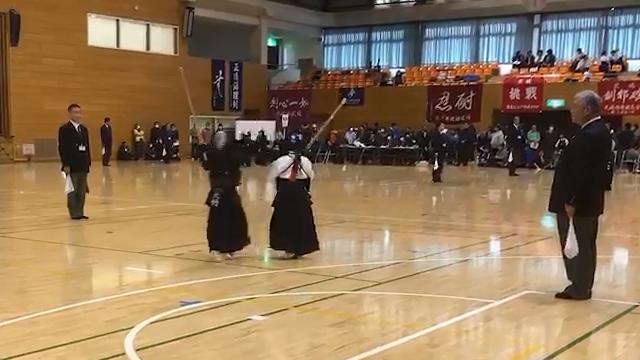 育成大会)ほまれの演武