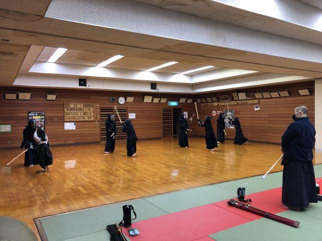 11/12の稽古風景