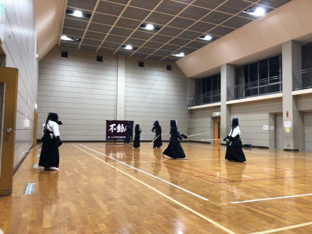 11/13の稽古風景