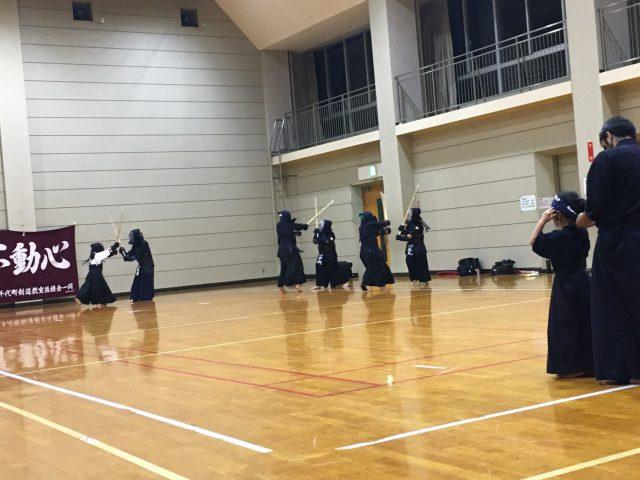 11/27の稽古風景