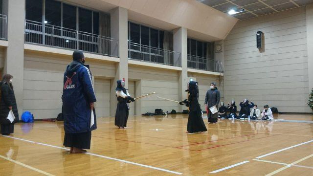 12/19の稽古風景(1)