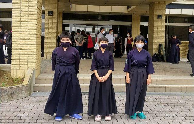 道連団体戦県予選集合写真